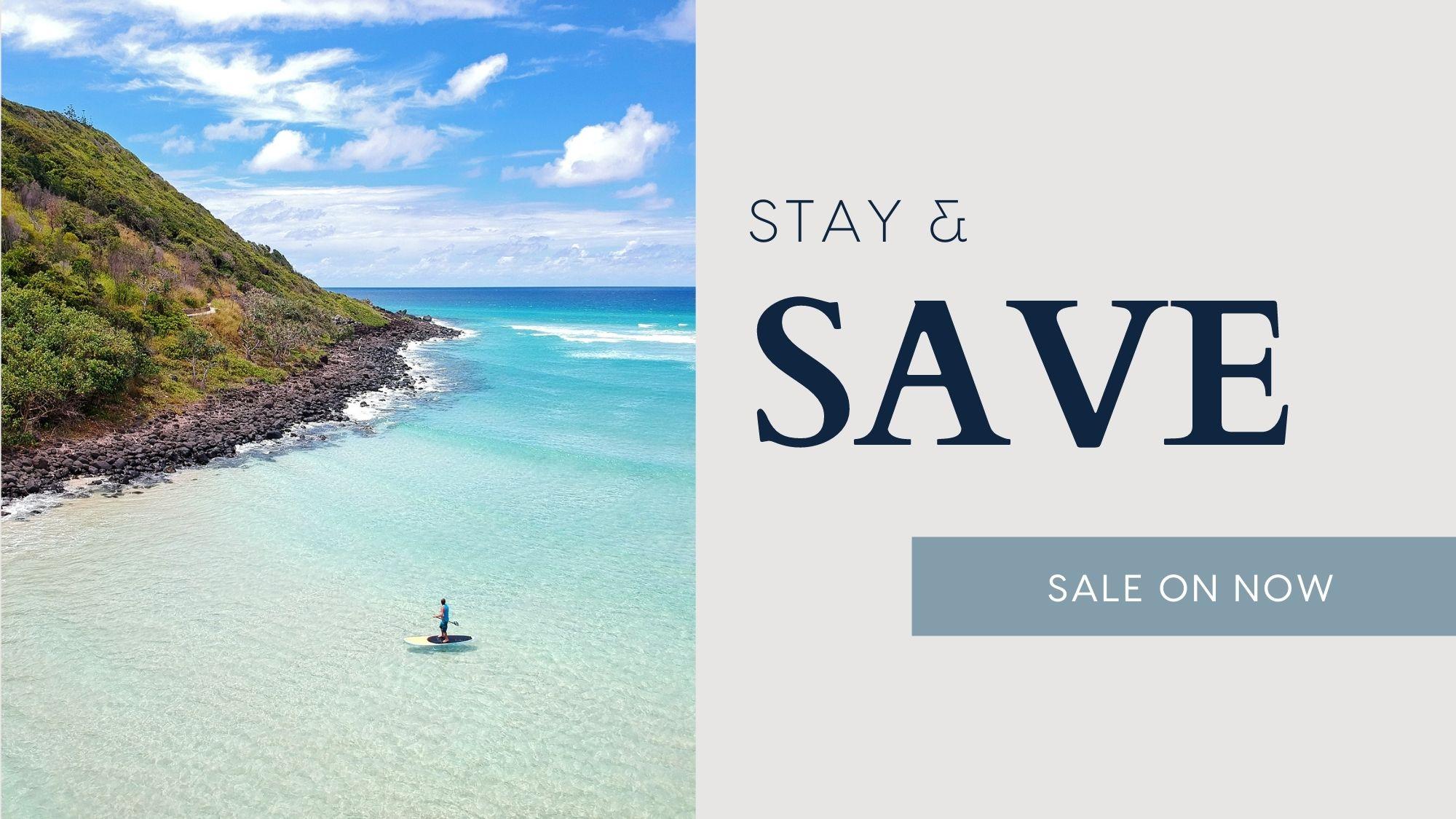 Regency Stay & Save Special
