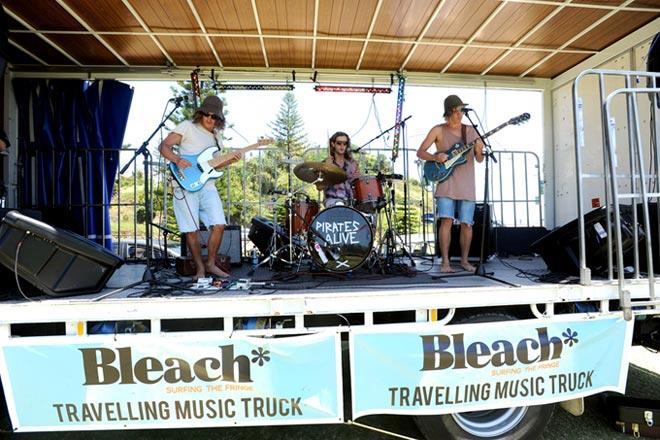 Bleach Festival 22 February – 3 March 2013