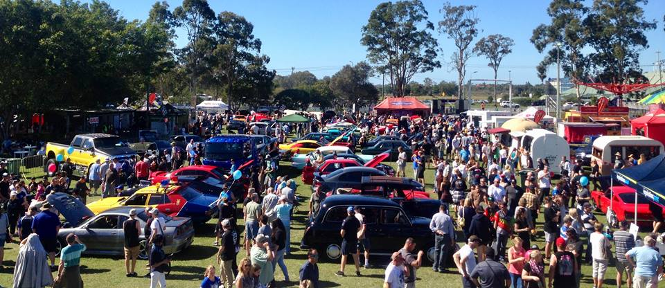 Slick Your Hair Back and Dust Off Your Leather Jacket for the Rockabilly Retro Car Show