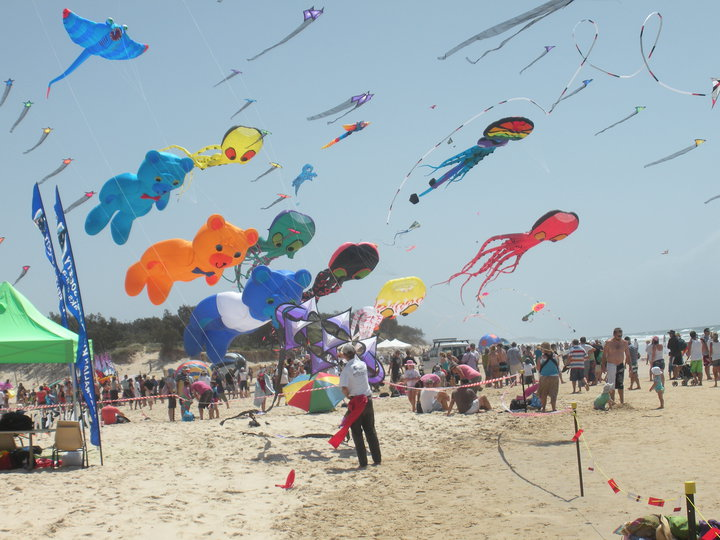 A Fun Weekend Ahead at the Gold Coast Festival of Kites