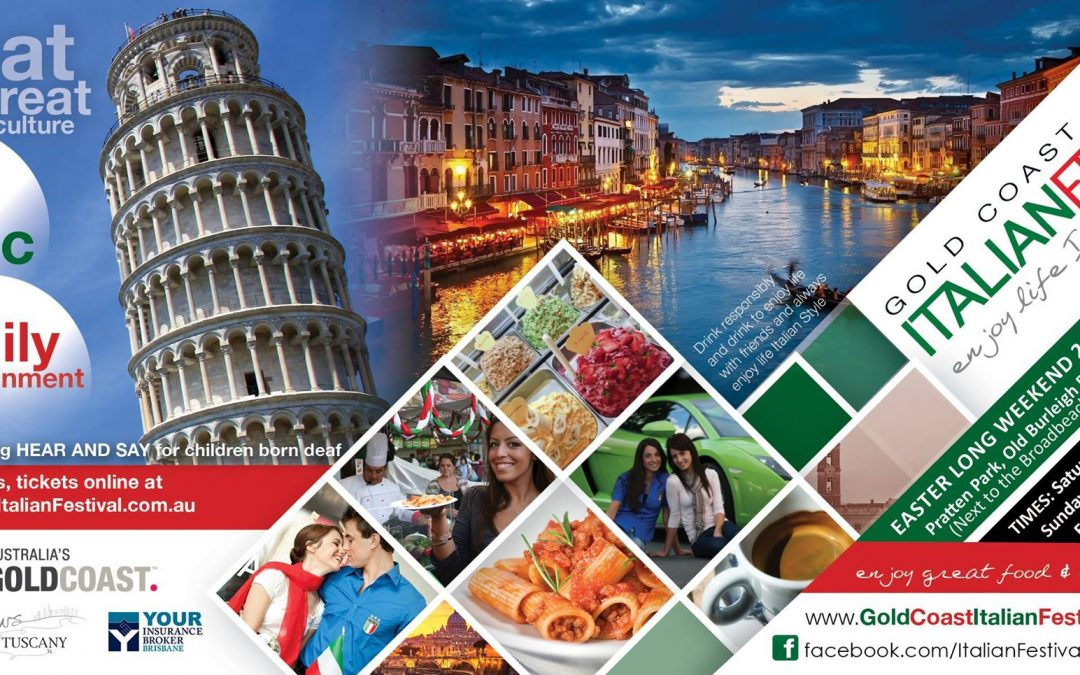 The Gold Coast Italian Festival Makes A Grand Entrance