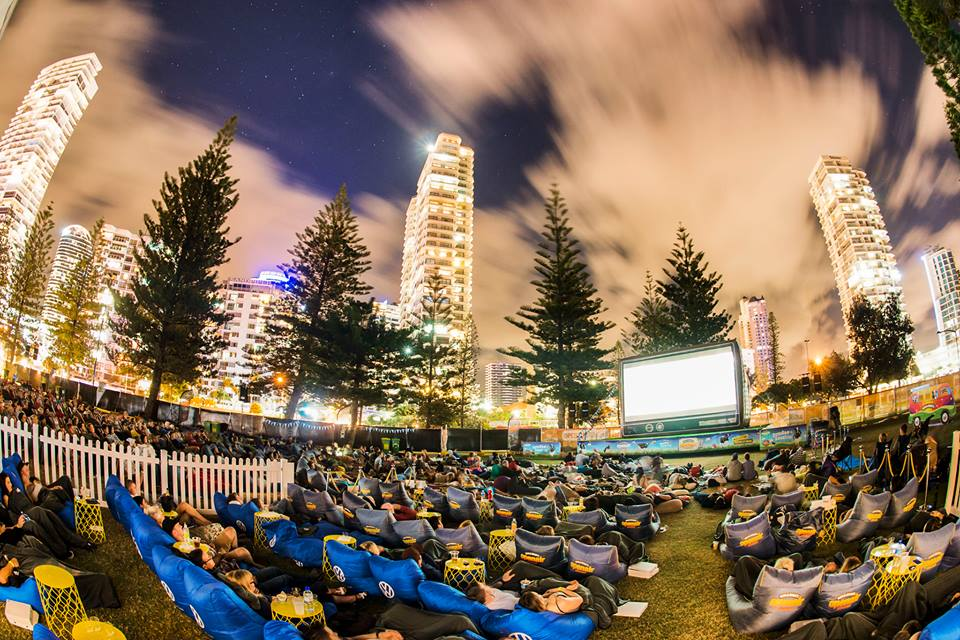 Head to Coolangatta Beach for Movies Under the Stars!
