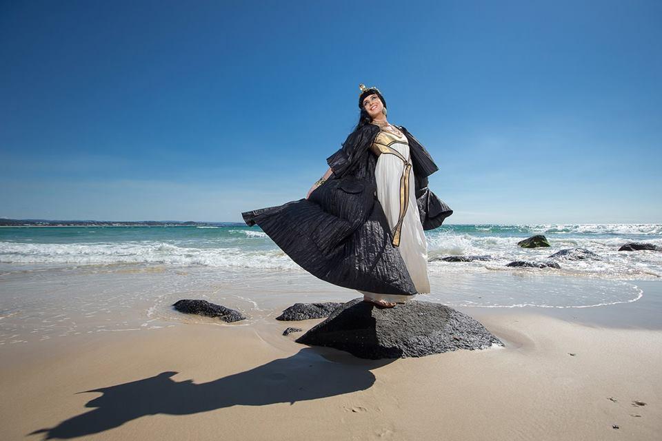 See Coolangatta Beach Transform for Opera on the Beach!
