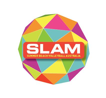 Enjoy the summer playing SLAM Beach Volleyball