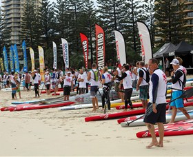The Immerse SUP and Paddle Festival 8-10 June 2013