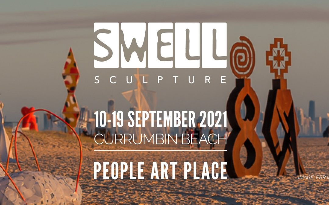 Get Ready for SWELL Sculpture Festival 2021
